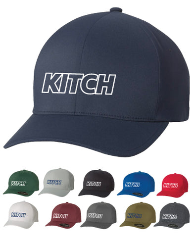 Kitch Seamless Flexfit Sport Hat