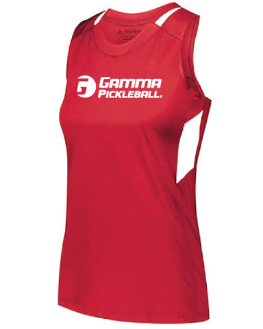 Gamma Pickleball Crossover Racer Tank