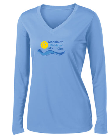 MPC Women's Performance LS V-Neck