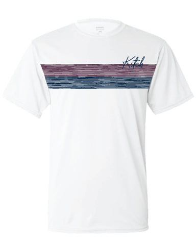 Kitch Coastal Lines Sport Crew