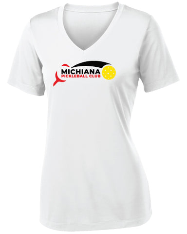 Michiana Pickleball Club Sport V-Neck