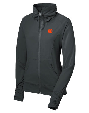 Onix Team Issue Cowl Neck Jacket