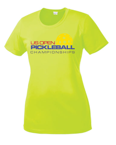 US Open Pickleball Signature Women's Performance Crew