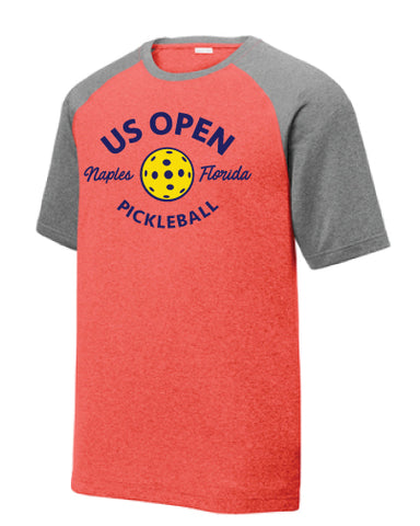 US Open Pickleball Vintage Performance Crew