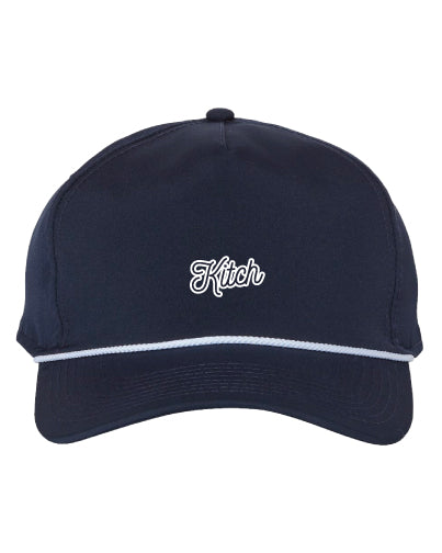 Kitch Ripcord Snapback Hat