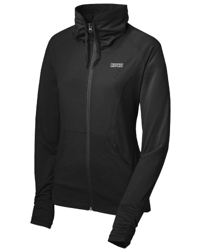 Kitch Team Issue Cowl Neck Sport Jacket