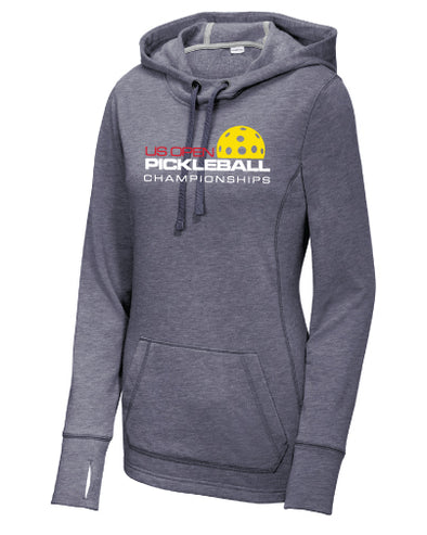 US Open Pickleball Championships Triblend Hoodie