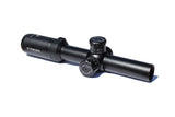 1-4x Atibal STRIIKER 5.56/.308 TCR BDC Reticle Second Focal Plane (SFP) - ATIBAL  - 1