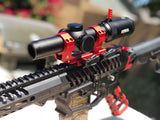 "ATIBAL Tactical Precision Mount (TPM) 30mm Quick Detach 1"" Height"