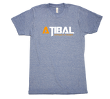 ATIBAL Logo T-Shirt - ATIBAL  - 3