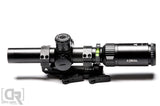 1-4x Atibal STRIIKER 5.56/.308 TCR BDC Reticle Second Focal Plane (SFP) - ATIBAL  - 7