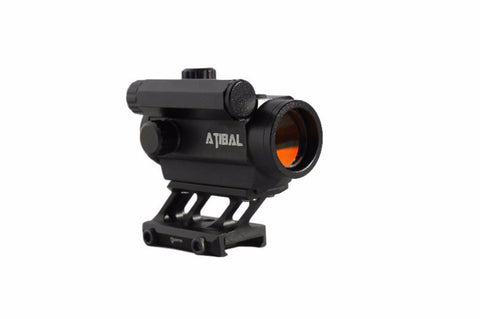 AT-MCRD Micro Red Dot with FORTIS F1 Mount - ATIBAL  - 1