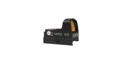 AT-MRD v2 Mini Red Dot with FREE Strike Industries Universal Glock Mount
