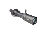 1-6x Atibal XP6 MIRAGE with Rapid View lever Front Focal Plane (FFP) Platinum Gray