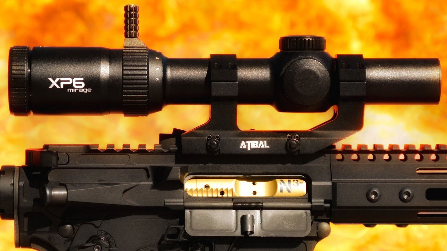 Atibal TPM 30mm Scope Mount