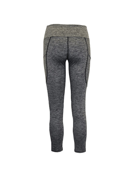 Maya 7/8 Tight: Heather Grey