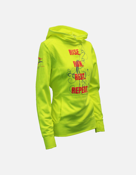 Rise Run Rest Repeat Hoodie