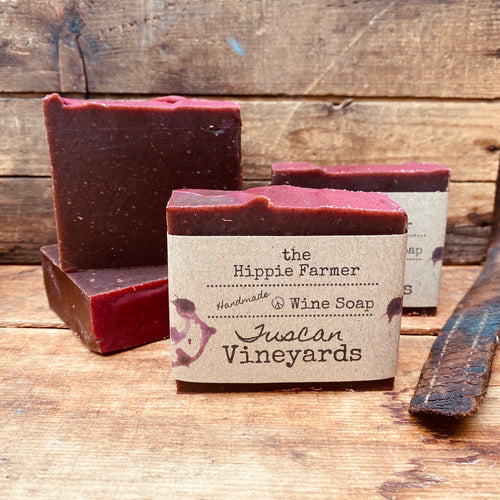 Tuscan Vineyards - Wine Soap - 4.5 oz