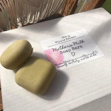 Load image into Gallery viewer, Custom Breast Milk Soap Bars - LOCAL ONLY - Mother's Milk Bars