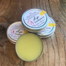 Load image into Gallery viewer, Lip Treatment - Dandelion Infused Balm - 0.5oz Tin