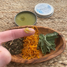 Load image into Gallery viewer, Herbal Infused Healing Salve - For Cuts, scars, scrapes & more - 2 oz or 4 oz Tin