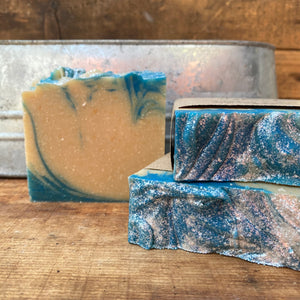 Goat Milk Soap - Frozen - Seasonal Bar 4.5oz