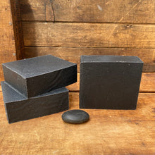 Load image into Gallery viewer, Goat Milk Soap - Activated Charcoal - Unscented