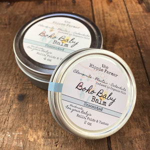 Boho Baby BALM - Unscented 2oz or 4oz Tin