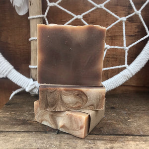Goat Milk Soap - Vanilla Oak