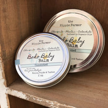 Load image into Gallery viewer, Boho Baby BALM - Unscented 2oz or 4oz Tin