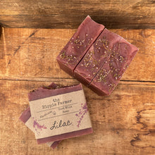 Load image into Gallery viewer, Goat Milk Soap - Lilac