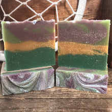 Load image into Gallery viewer, Goat Milk Soap - Mermaid Scales