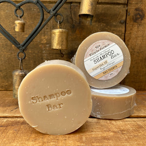 Nag Champa Shampoo Soap Bar 3% or 10% Superfat