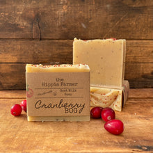 Load image into Gallery viewer, Goat Milk Soap - Cranberry Bog