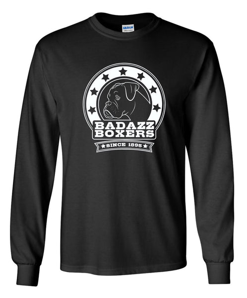 Badazz Boxers Long Sleeve