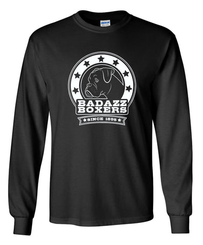 Badazz Boxers Long Sleeve - DAKOTA DOG COMPANY