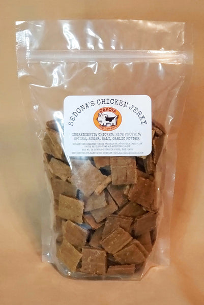 Sedona's Chicken Jerky
