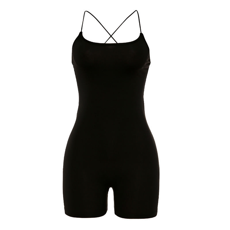 Bodysuit fitness dames