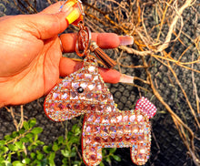 Load image into Gallery viewer, Horse Keychain Charms