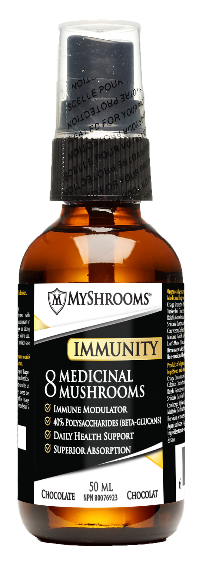 MyShrooms Immunity
