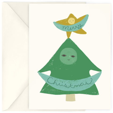 <em>Tree & Star</em> card