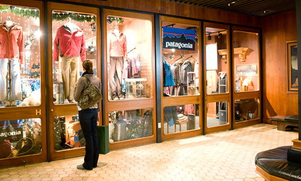 Clothing stores in anchorage