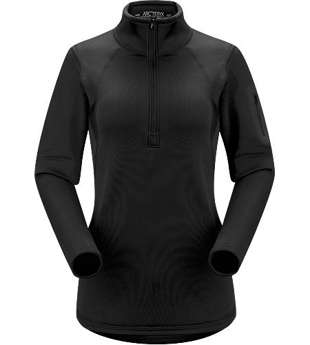 Rho AR Zip Neck Women's