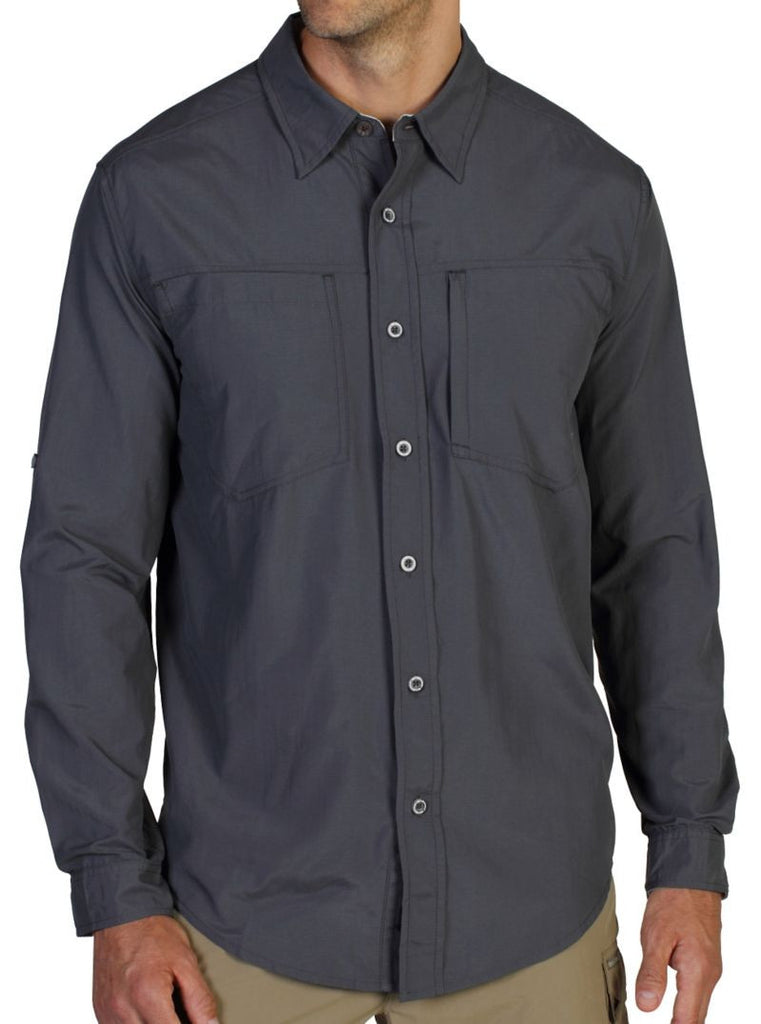 Men's GeoTrek'r Long Sleeve Shirt