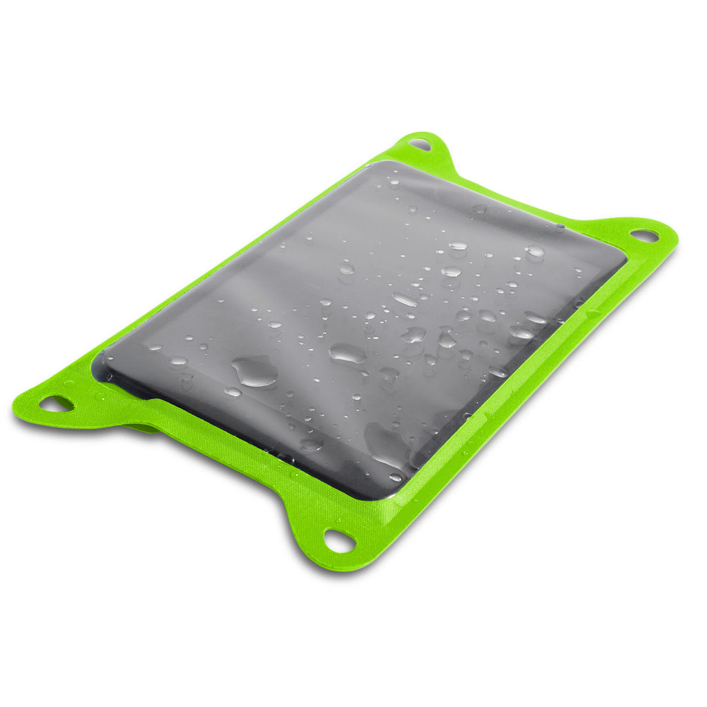 TPU Guide Waterproof Case for Medium Tablets - Green