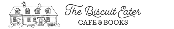 The Biscuit Eater Cafe & Books Logo