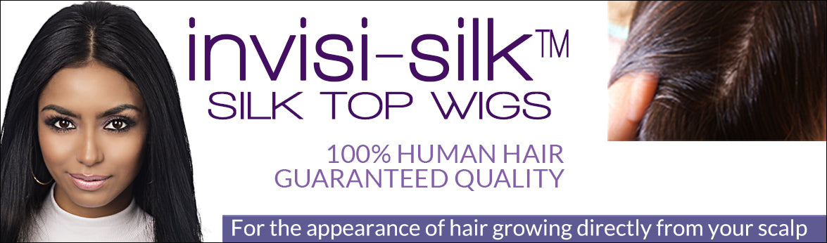 Silk top wigs- Guaranteed quality