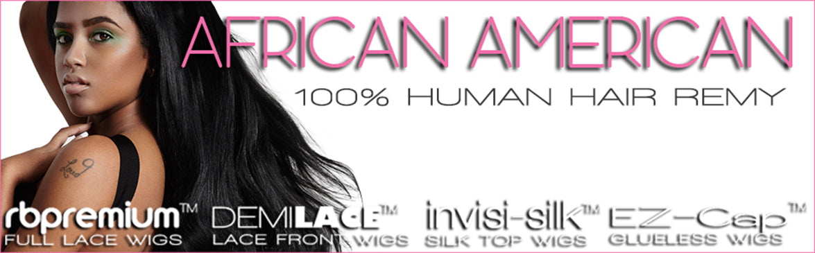 African American Textures- lace wigs