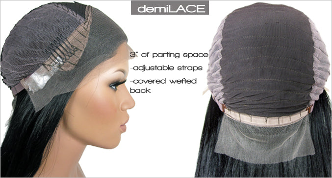 lace front cap design