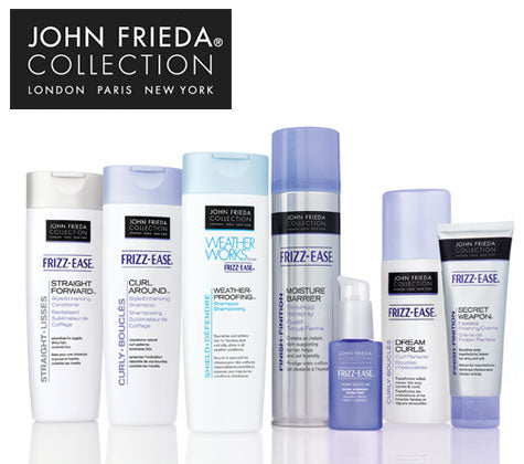 John Freida Frizz Ease Collection